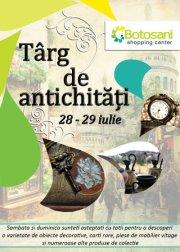 Targul de Antichitati (28-29 iulie 2012)