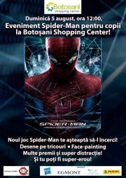 Spiderman Event (5 august 2012)