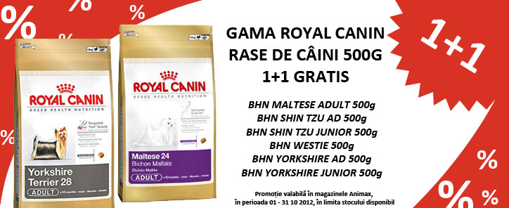 Promotie Animax Royal Canin