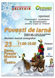 Festivalul Povesti de iarna