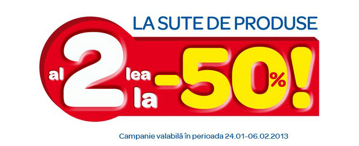 You are currently viewing Promotie Carrefour – 50%