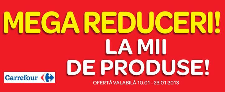 Promotie Carrefour