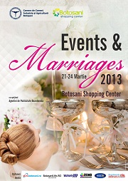 EVENTS & MARRIAGES BOTOSANI 2013