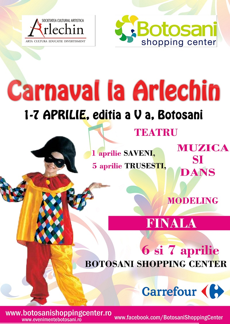 You are currently viewing Carnaval la Arlechin