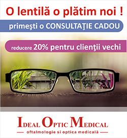 Promotie Ideal Optic Medical