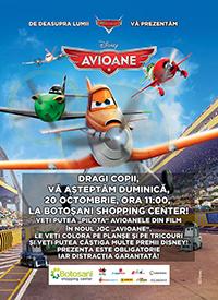 Avioane de la Disney