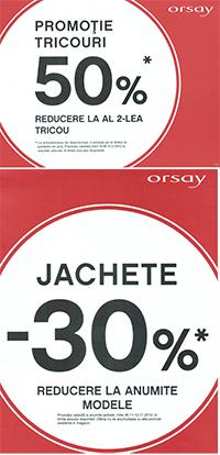 Promotie Orsay Aniversar