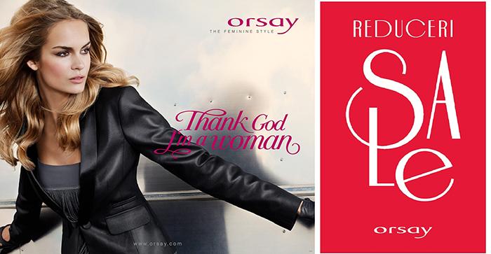 Reduceri la Orsay