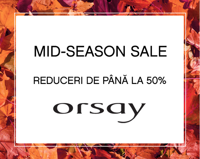 promo orsay 23sept