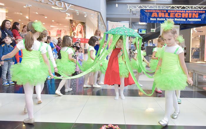 Carnaval la Arlechin