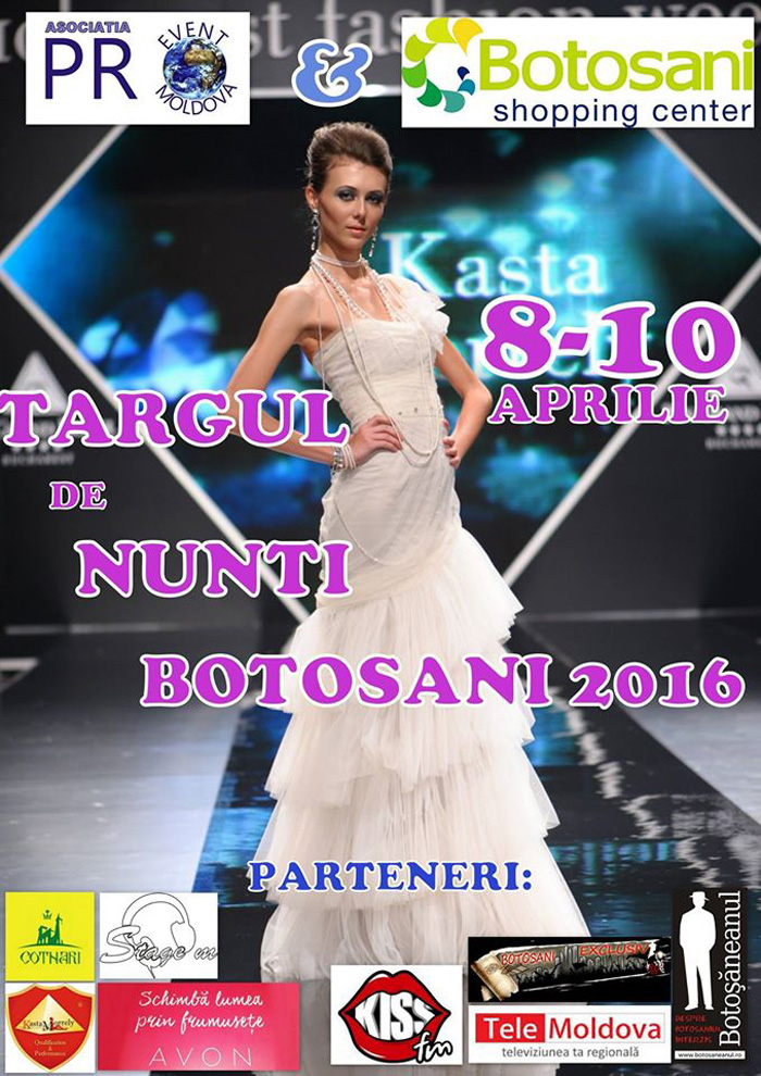 Targul de nunti : Botosani 2016