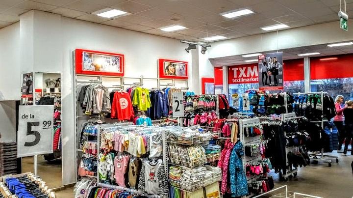 Nou! S-a deschis magazinul TXM la Botosani Shopping Center!