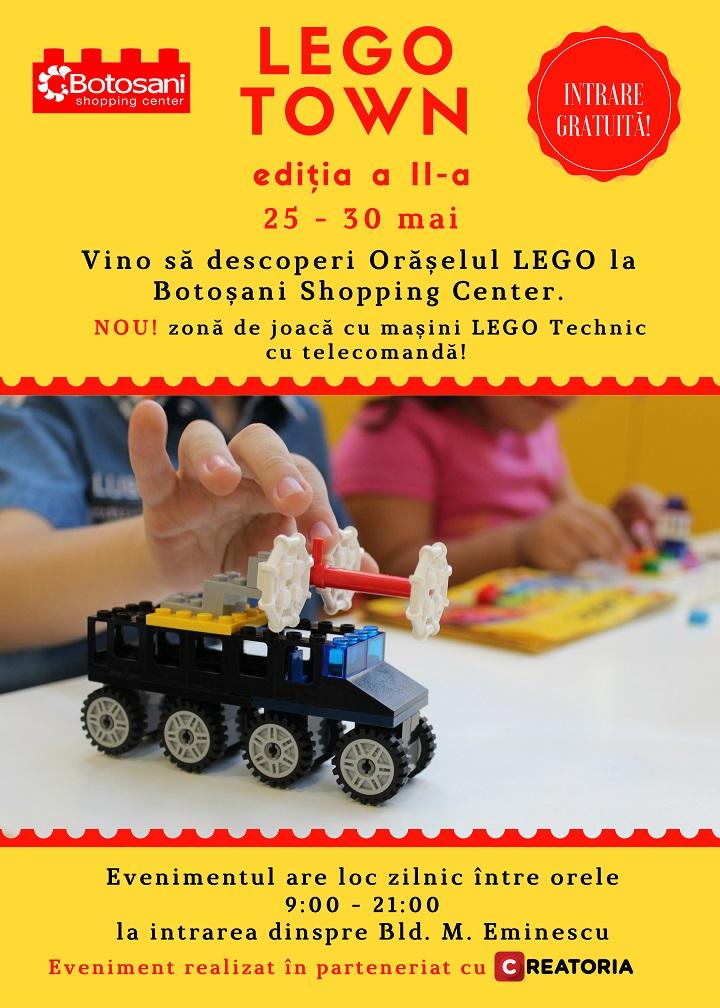 LEGO TOWN – editia a II-a