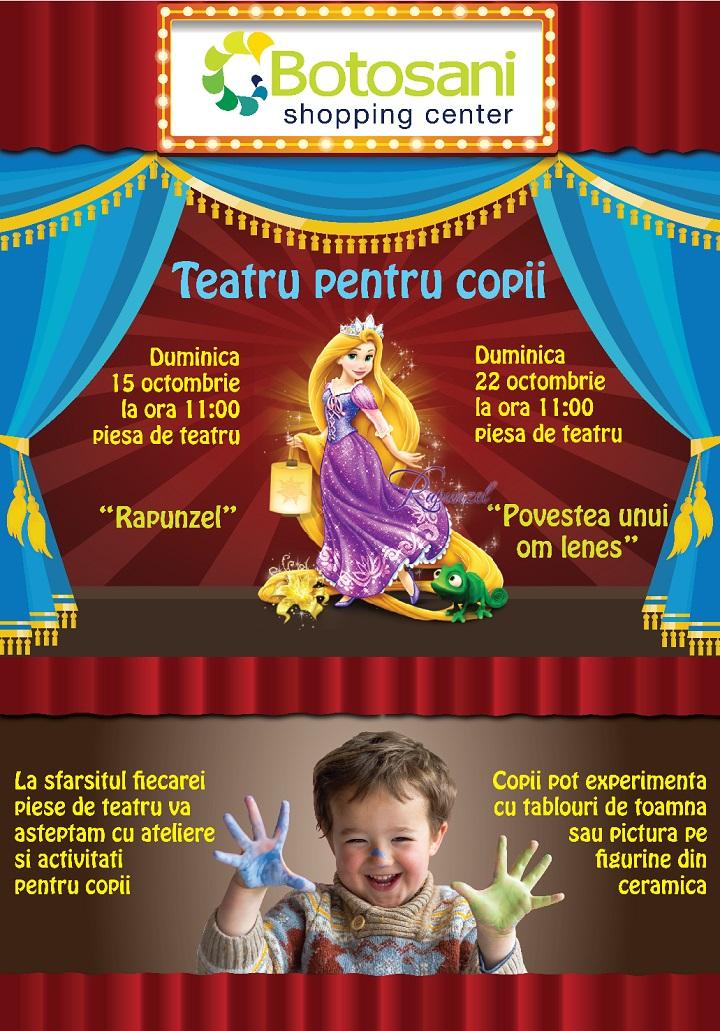 Teatru pentru copii