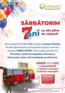 Read more about the article Sarbatorim 7 ani cu zile pline de cadouri!