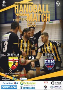 Read more about the article Sambata la Sala Polivalenta ii sustinem pe CSM Botosani!
