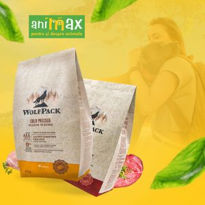 ANIMAX : WolfPack hrana pentru caini