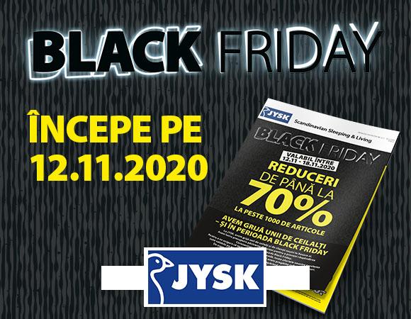 JYSK : Black Friday