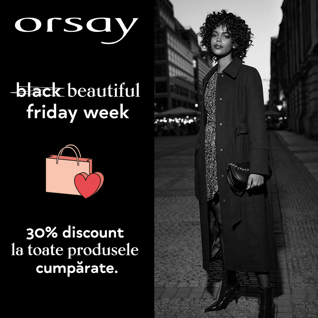 Black Friday Orsay
