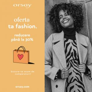 ORSAY: FASHION DEAL!