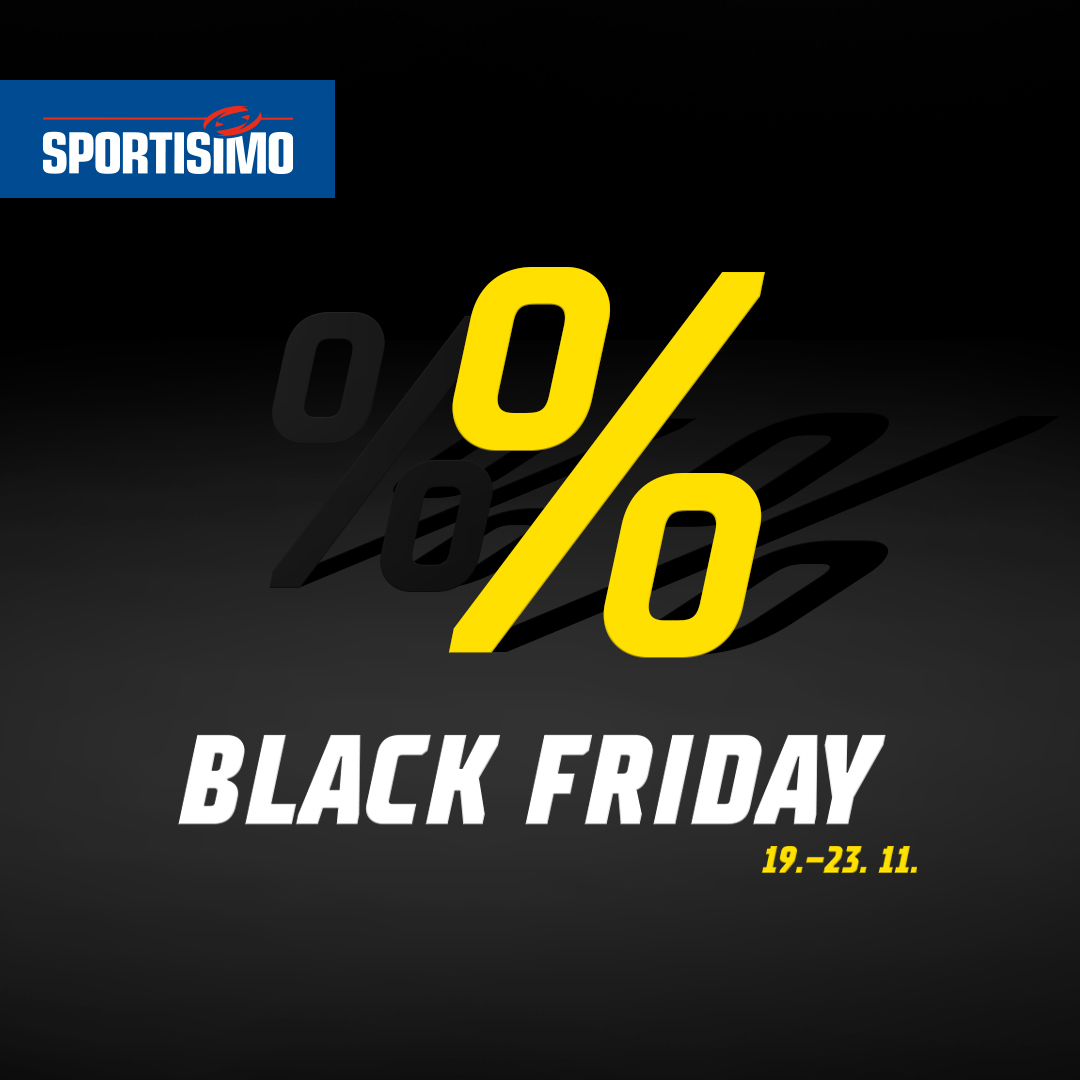 SPORTISIMO : Black Friday