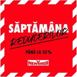 NEWYORKER: SAPTAMANA REDUCERILOR!